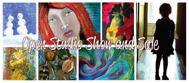 Open Studio Show November 26-27, 2010